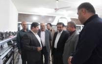 گزارش تصویری از حضور مدیران ارشد استان و شهرستان در شرکت بردنا
